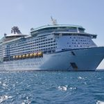One positive COVID-19 test on Japan luxury cruise ship; passengers disembarking