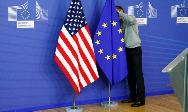 Cheer over Boeing, Airbus deal belies cracks in EU, U.S. trade relationship